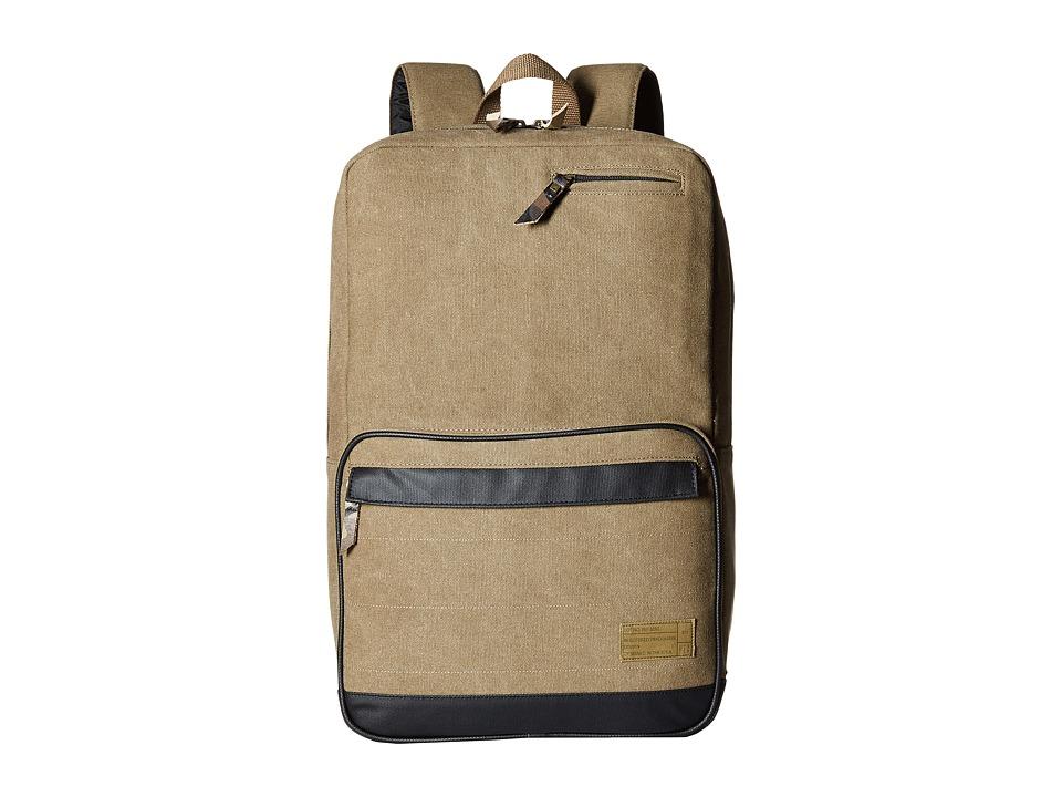 HEX - Origin Backpack (Khaki) Backpack Bags