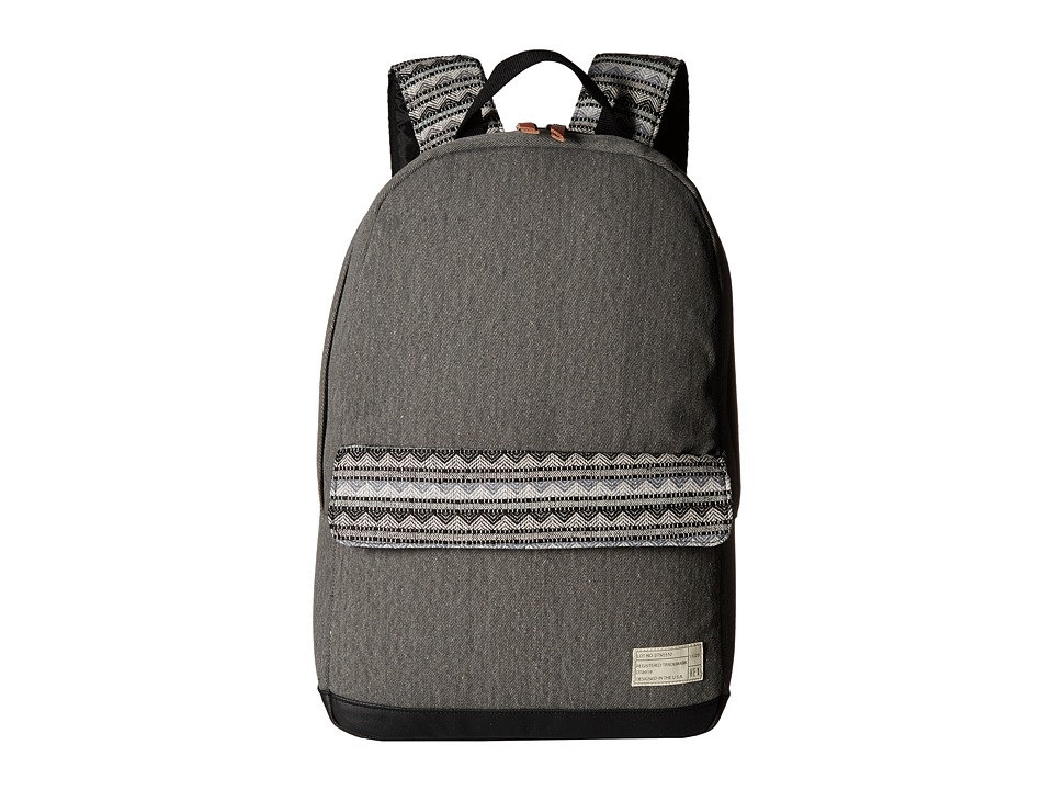 HEX Echo Backpack Grey/Geo Backpack Bags