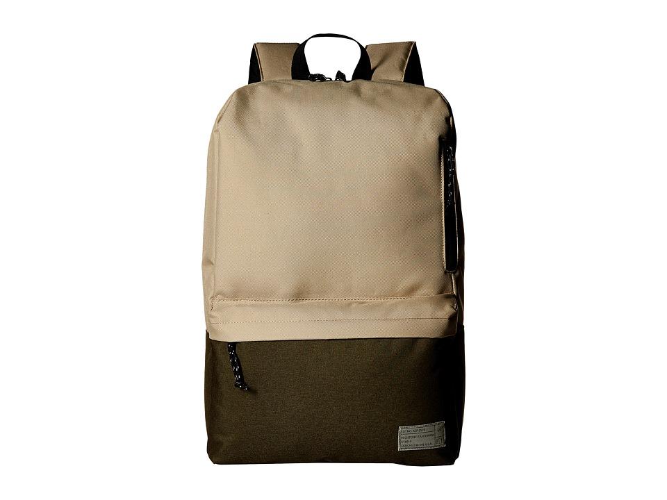 HEX - Exile Backpack (Khaki/Olive) Backpack Bags