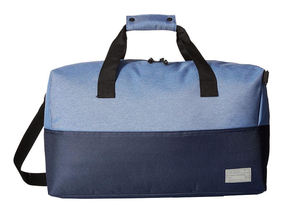 HEX - Nomad Duffel (Blue/Navy) Duffel Bags