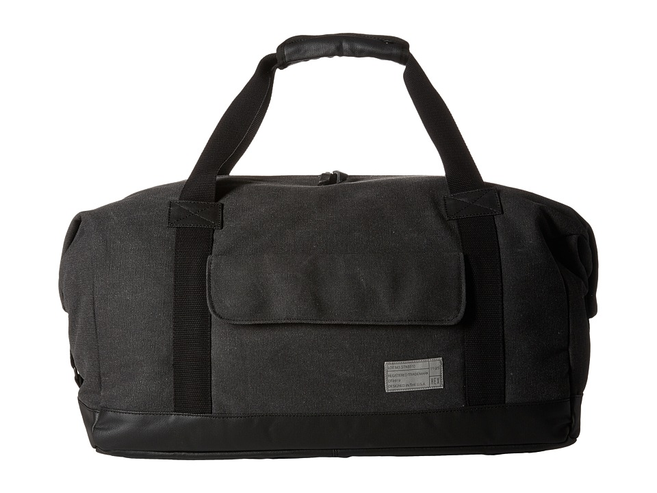 HEX - Relay Duffel (Charcoal Canvas) Duffel Bags