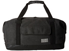 HEX Relay Duffel (Charcoal Canvas)