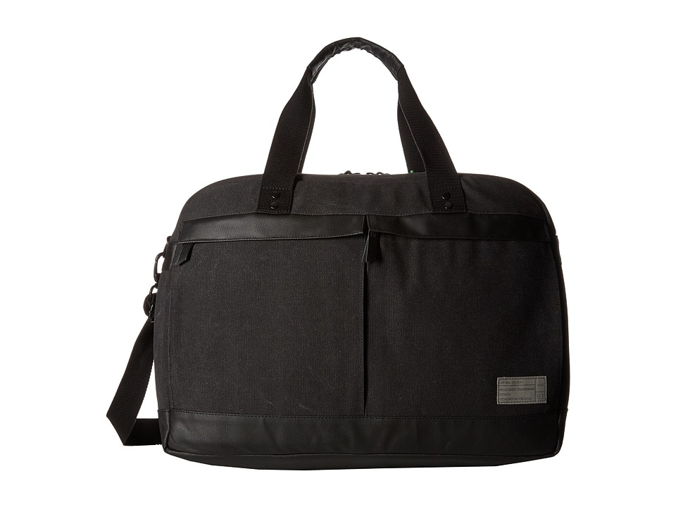 HEX - Overnight Duffel (Charcoal Canvas) Duffel Bags