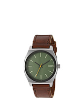 Nixon - The Time Teller Leather X Timberline Valley Collection