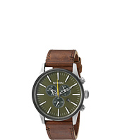Nixon - The Sentry Chrono Leather X Timberline Valley Collection