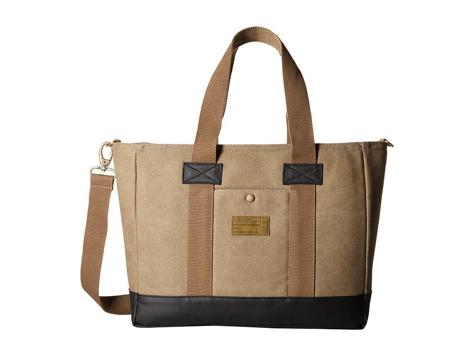 HEX - Work Bag (Khaki) Messenger Bags