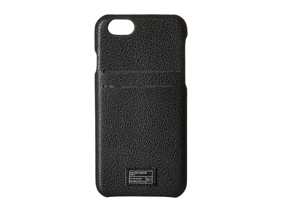 HEX - iPhone6/6S Solo Wallet (Black) Cell Phone Case