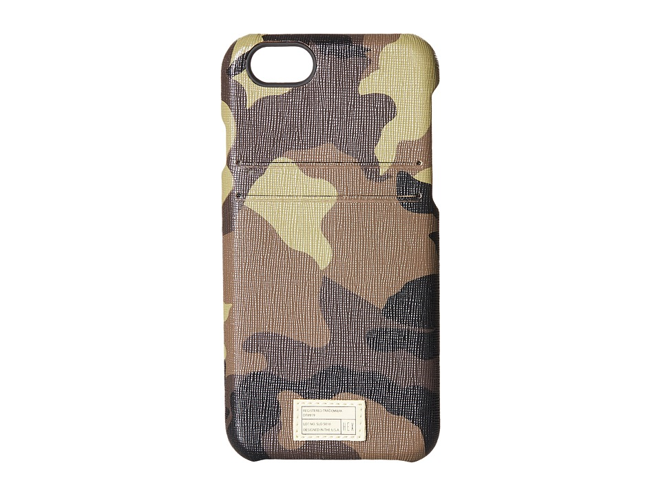 HEX - iPhone6/6S Solo Wallet (Camouflage) Cell Phone Case