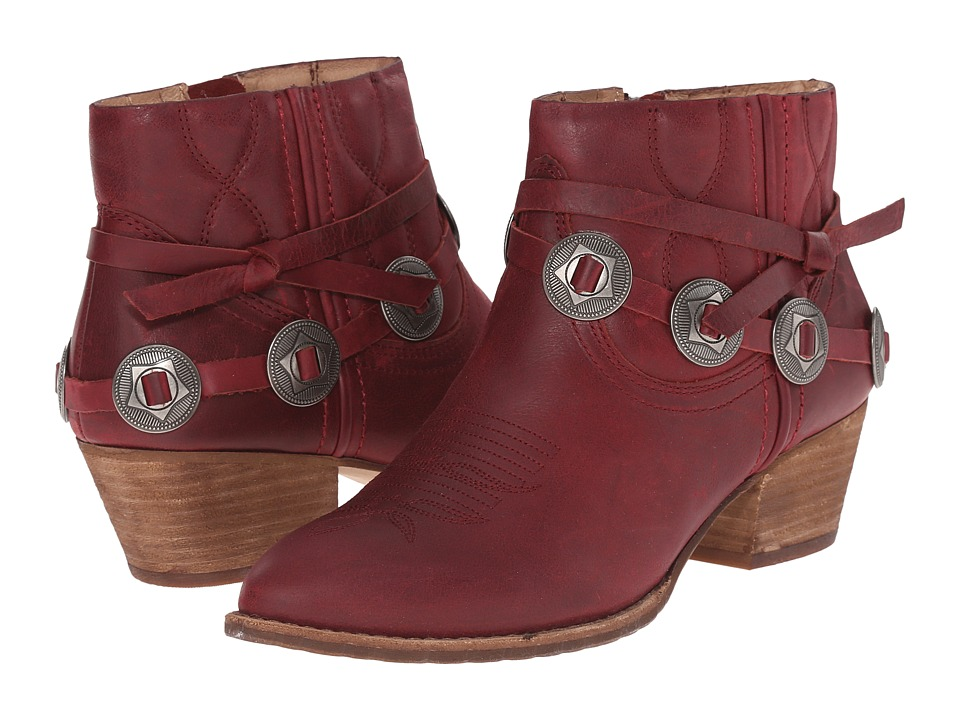 Dolce Vita - Skye (Red Leather) Women