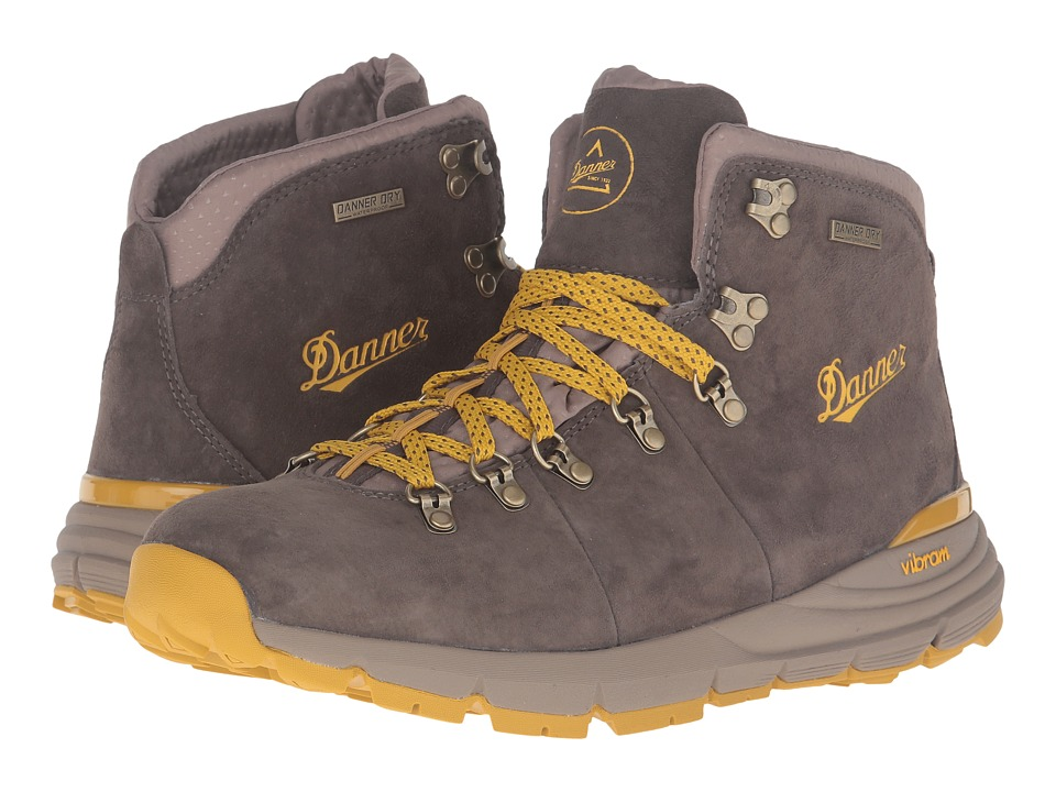 Danner Mountain 600 4.5 (Brown/Yellow) Men