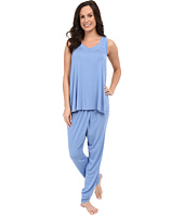 Midnight by Carole Hochman - Sleeveless Pajama