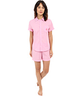 LAUREN Ralph Lauren - Cotton Lawn Boxer PJ Set