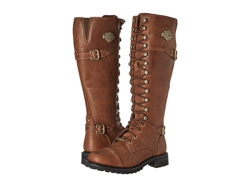 Harley-Davidson Beechwood (Brown) Women