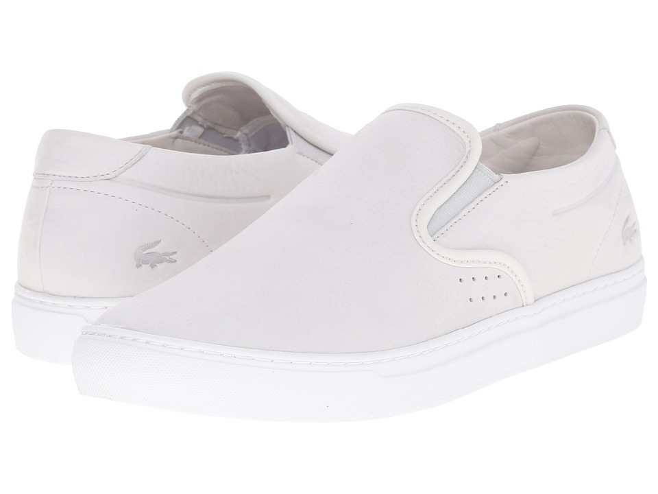 Lacoste - Alliot Slip-On 216 1 (Off-White) Men