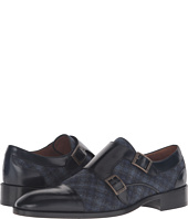 Etro - Cocooning Double Monk Strap