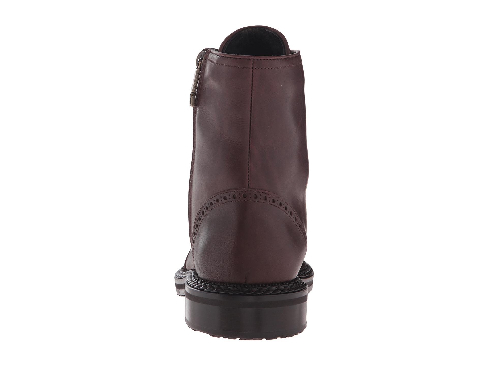 etro barolo boot brown zappos free shipping both ways