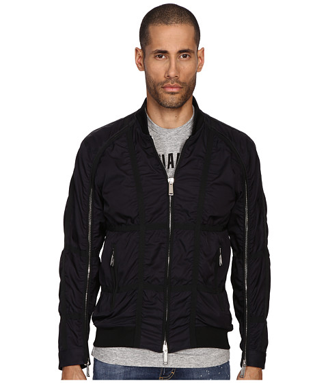 DSQUARED2 Parachute Bomber - Navy/Blue