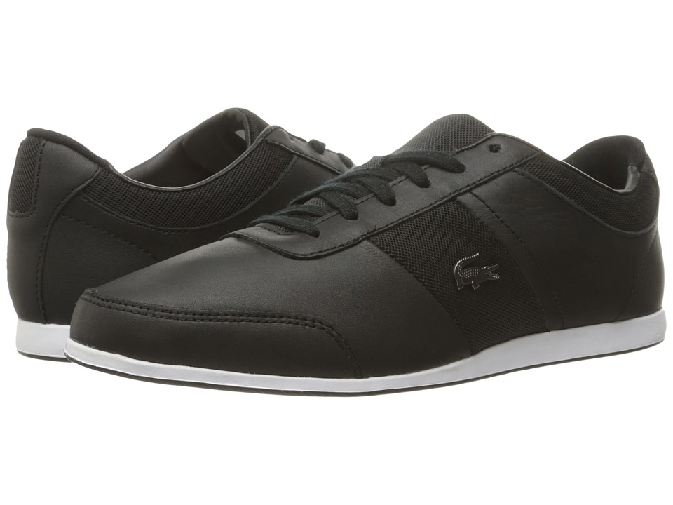 Lacoste - Embrun 216 2 (Black) Men