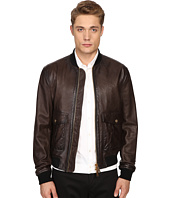 DSQUARED2 - Pilot Leather Bomber