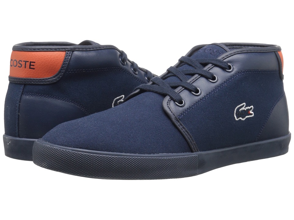 Lacoste - Ampthill 216 1 (Navy/Orange) Men