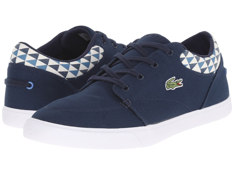 Lacoste Bayliss 216 2 Navy/Navy Mens Lace up casual Shoes