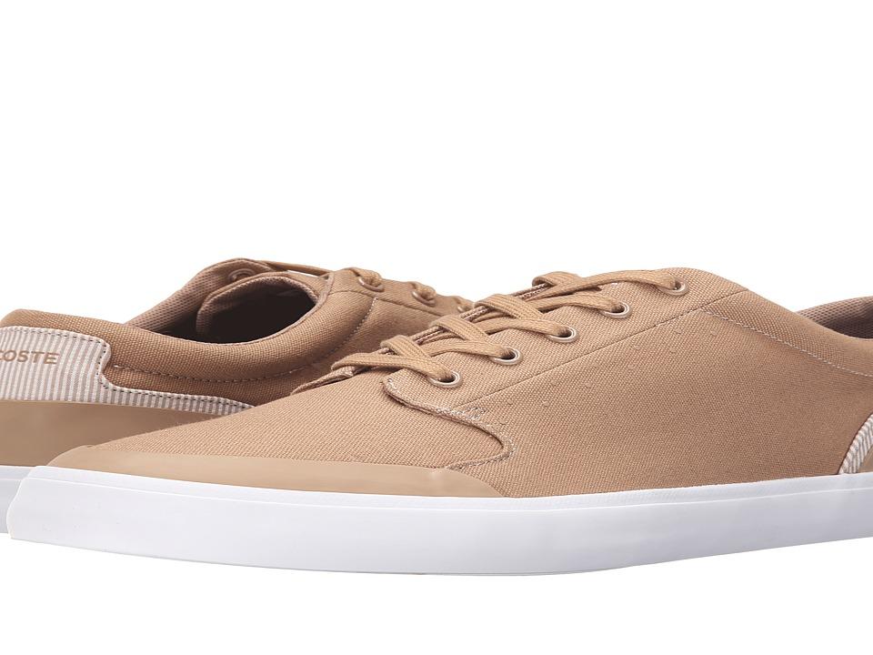 Lacoste 4HND.15 216 3 Light Tan/Light Tan Mens Shoes