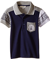 Kenzo Kids - Kenzo Polo with Eiffel Tower Pocket (Toddler)