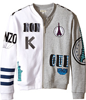 Kenzo Kids - All Over International Cardigan (Little Kids/Big Kids)
