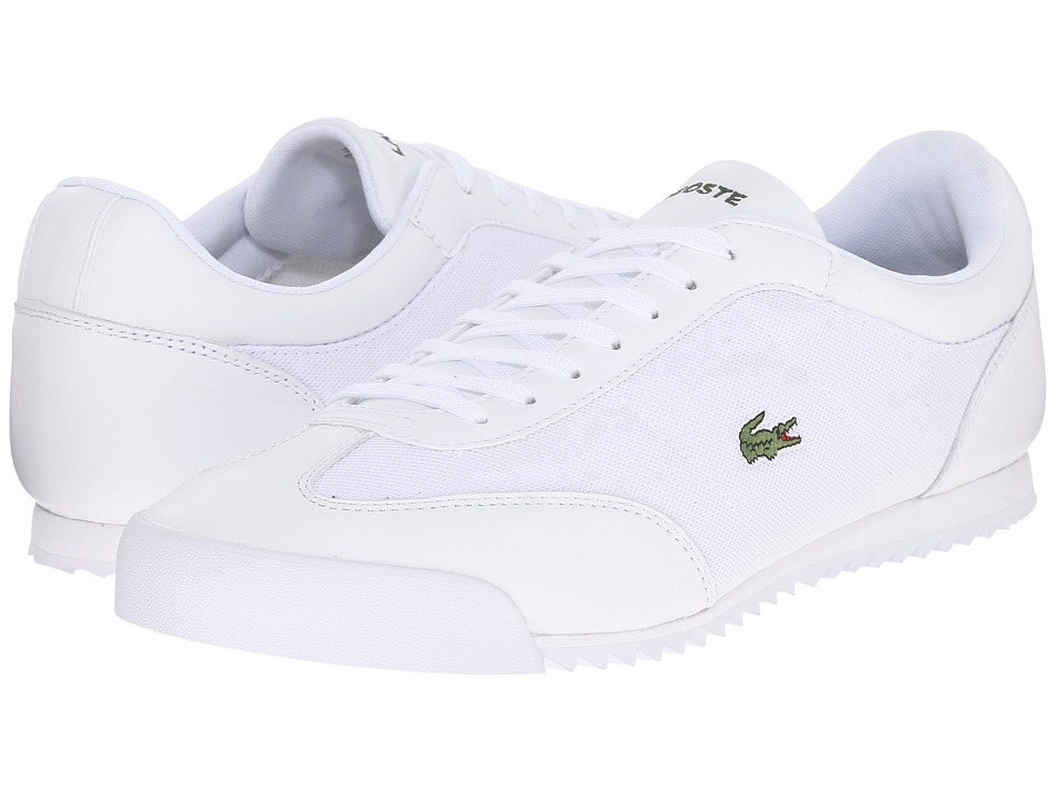 Lacoste - Romeau 216 1 (White) Men