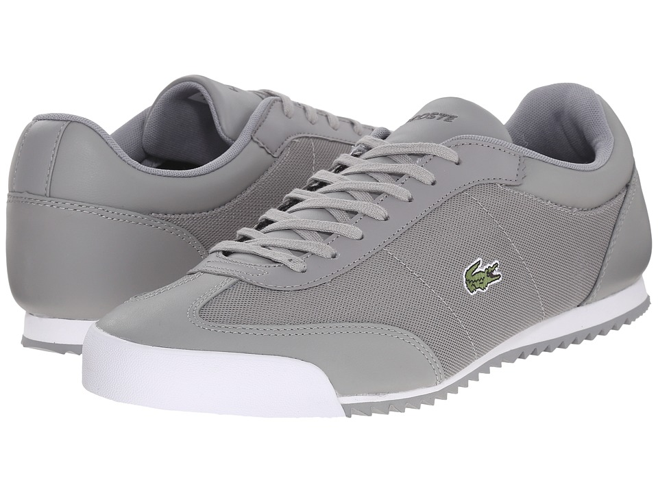 Lacoste - Romeau 216 1 (Grey) Men