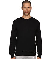 DSQUARED2 - Wool Pullover with Zipper