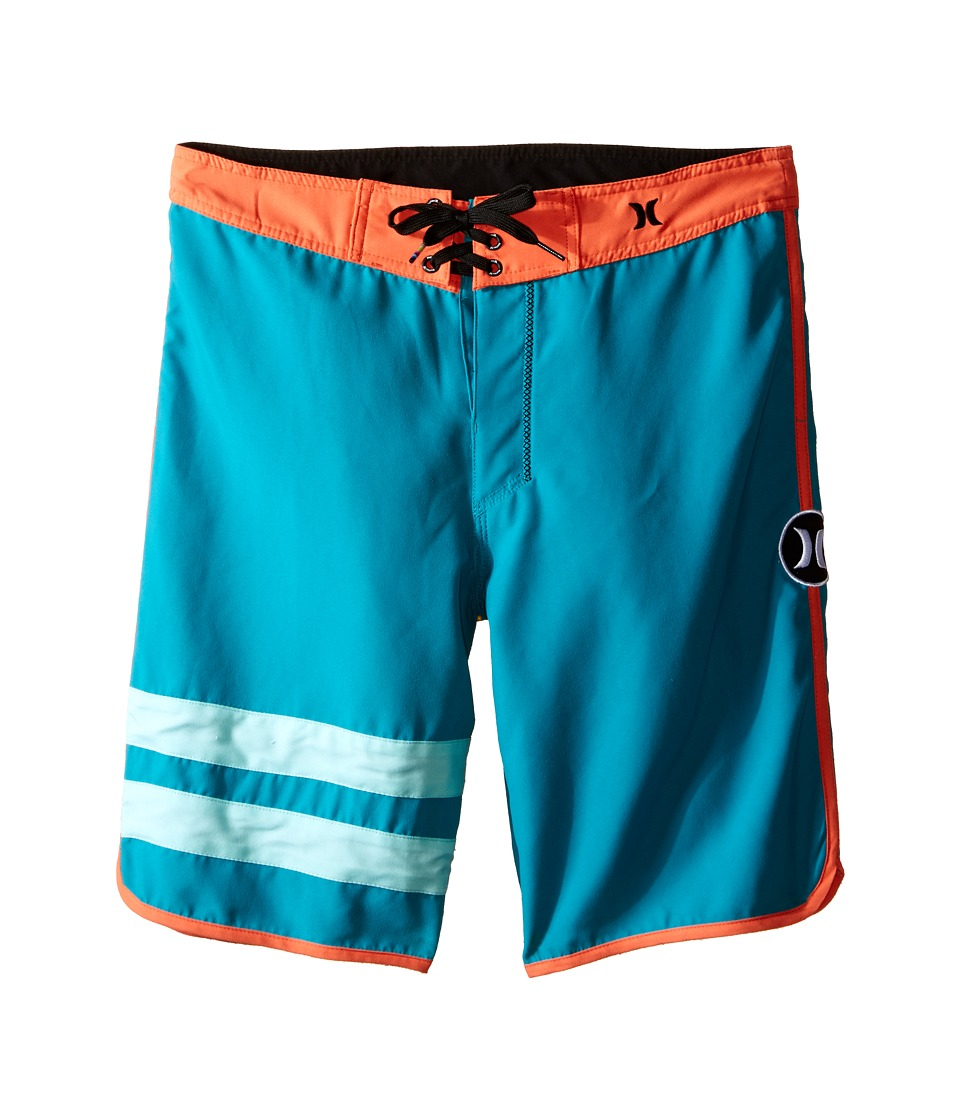 Hurley Kids Block Party Boardshorts Big Kids Energy Boys Swimwear