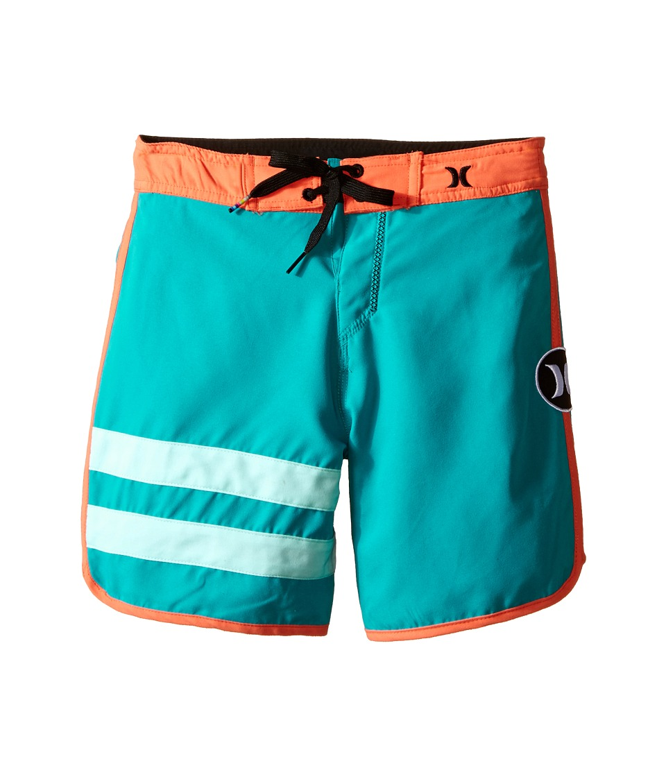 Hurley Kids Block Party Boardshorts Little Kids Energy Boys Swimwear