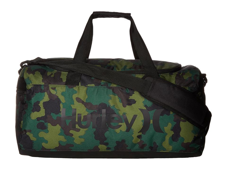 Hurley - Renegade Printed Duffel (Multi/Black) Duffel Bags