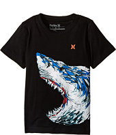 Hurley Kids - Predator Short Sleeve Tee (Little Kids)