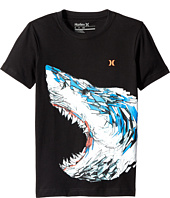 Hurley Kids - Predator Short Sleeve Tee (Big Kids)