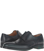 a. testoni - Amedeo Testoni Hand Painted Wing Tip Oxford