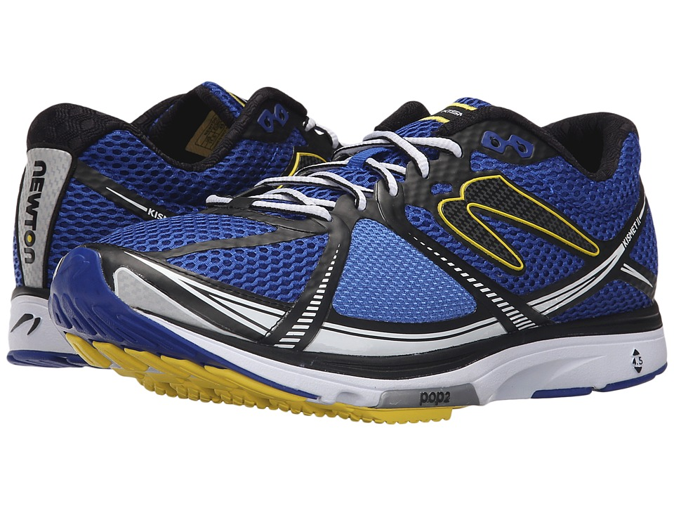 Newton Running Kismet II Royal Blue/Black Mens Running Shoes