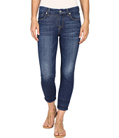 7 For All Mankind - Kimmie Crop with Shadow Hem in Castle Rhodes