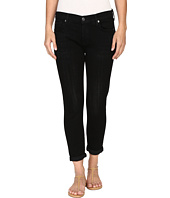 7 For All Mankind - Josefina in Black Sands Broken Twill