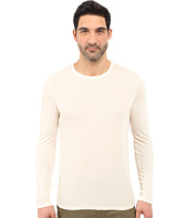Michael Stars - Long Sleeve Bamboo Crew Neck Tee
