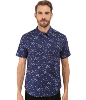 Michael Stars - Short Sleeve Slim Fit Shirt