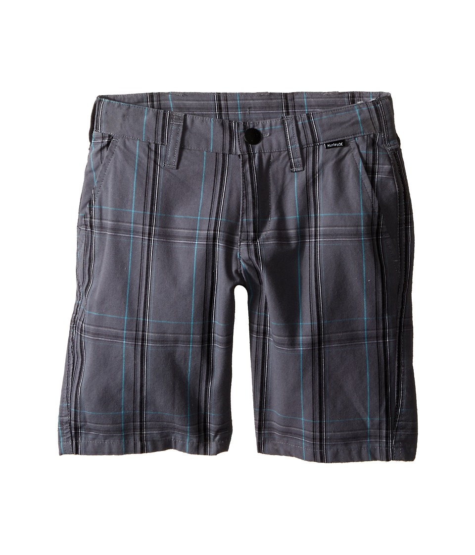 Hurley Kids Party Walkshorts Little Kids Cool Gray Boys Shorts