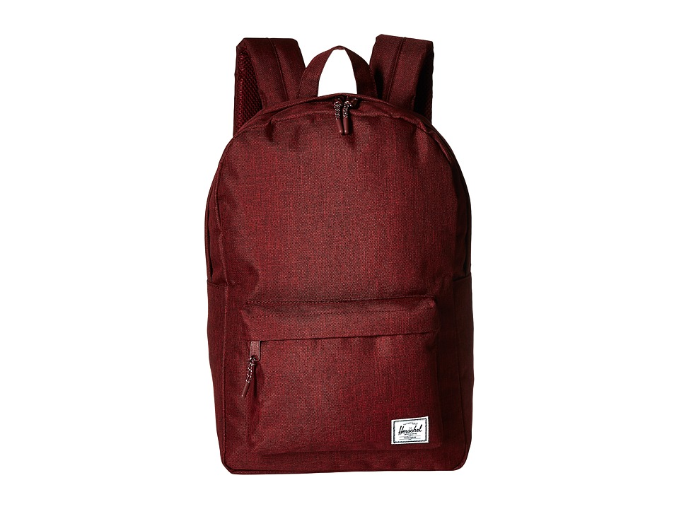 Herschel Supply Co. - Classic Mid-Volume (Winetasting Crosshatch) Backpack Bags