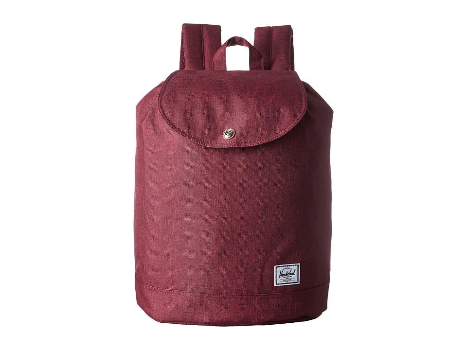 Herschel Supply Co. Reid Mid-Volume (Winetasting Crosshatch) Backpack Bags