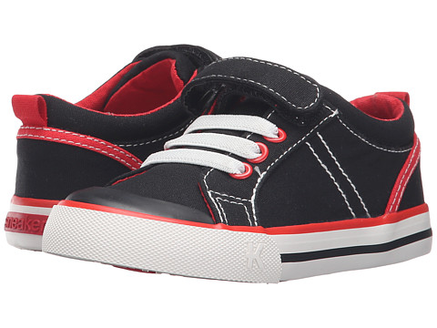 See Kai Run Kids Tanner (Toddler/Little Kid) - Black/Red