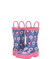 Hatley Kids - Nordic Flower Rain Boots (Toddler/Little Kid)