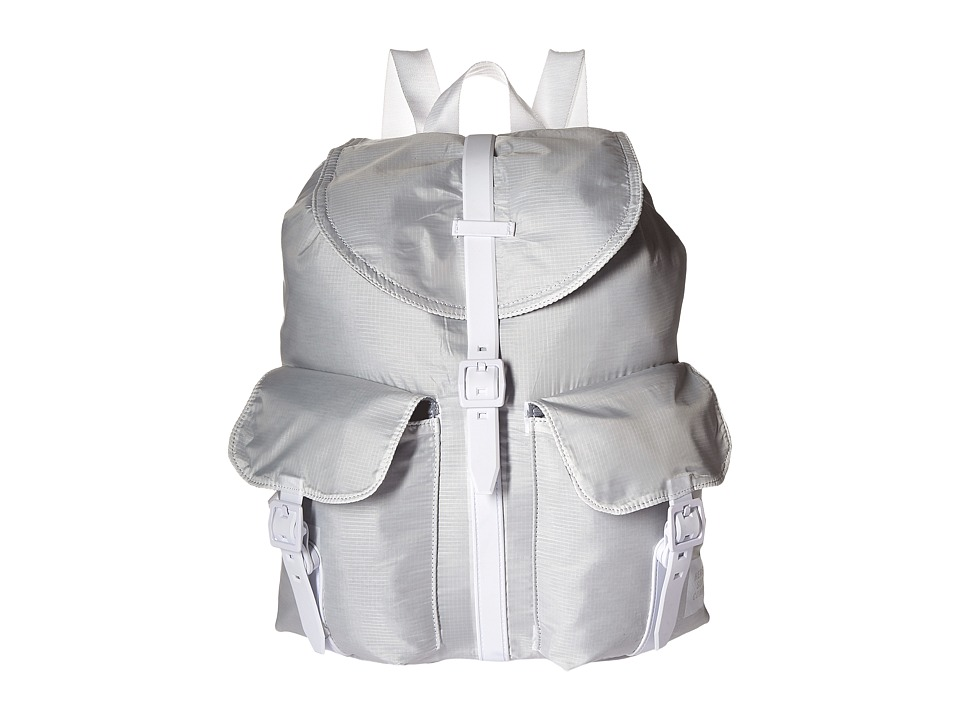Herschel Supply Co. - Dawson (Translucent White Rubber) Bags