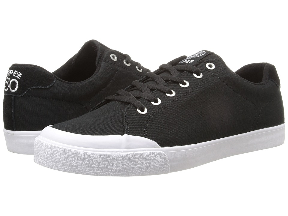 Circa AL50R (Black/White) Men