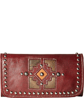 American West - Annie's Secret Collection Tri-Fold Wallet